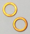 Front Brake Banjo Bolt Sealing Washer Set